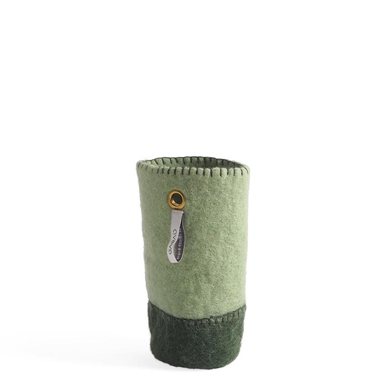 SOFT SHELL, sage green