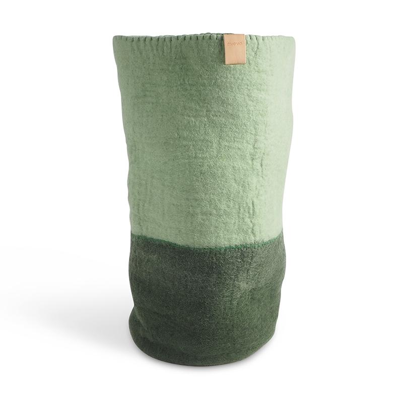 LAUNDRY BAG, sage green