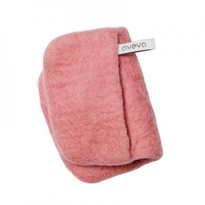 Handmade potholder made of 100% wool - Pink