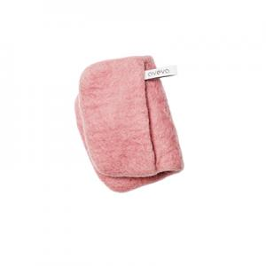 Handmade potholder made of 100% wool - Pink.