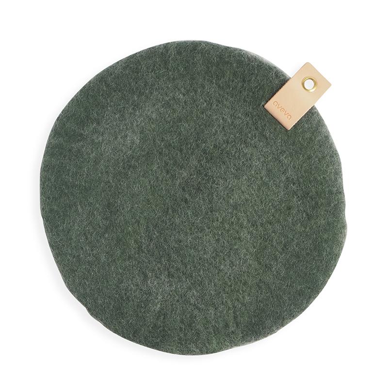 SEAT CUSHION 18, moss green