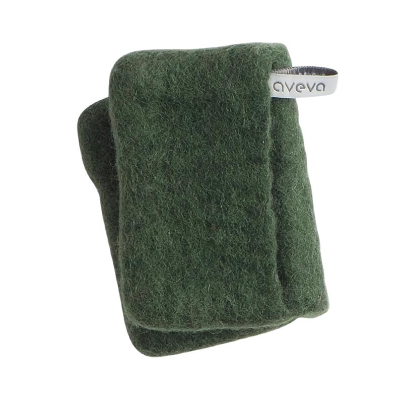 POTHOLDER, moss green