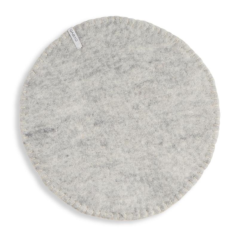 SEAT CUSHION 21, raw grey