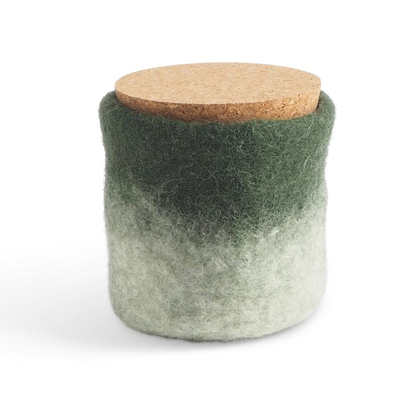 JAR, moss green