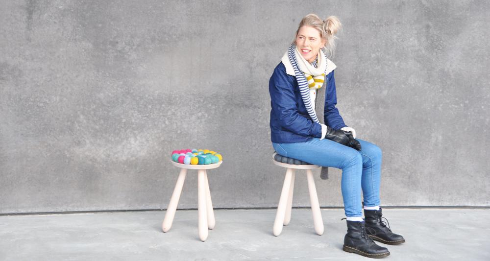 Aveva Design's founder Eva Gassne Jeckelmann