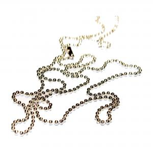 Necklace ball chain