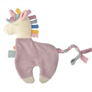 Label Comforter Unicorn GOTS