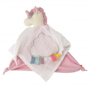 Towel Doll Unicorn GOTS