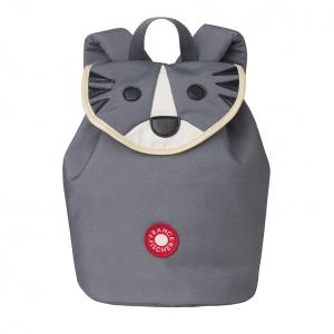 Laban grey tiger backpack
