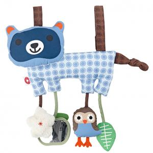 Hasse racoon activity toy