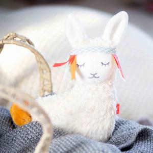 Small Musical Llama GOTS