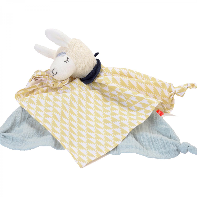 Towel Doll Llama Boy GOTS