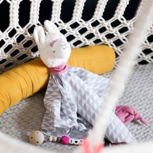 Towel Doll Lama Girl GOTS