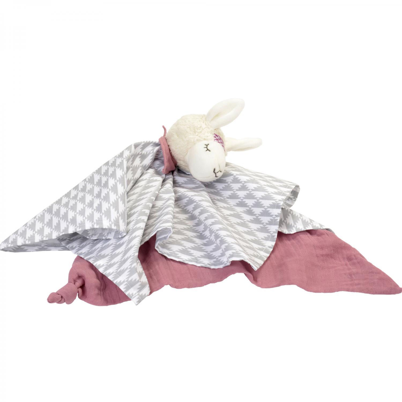 Towel Doll Llama Girl GOTS