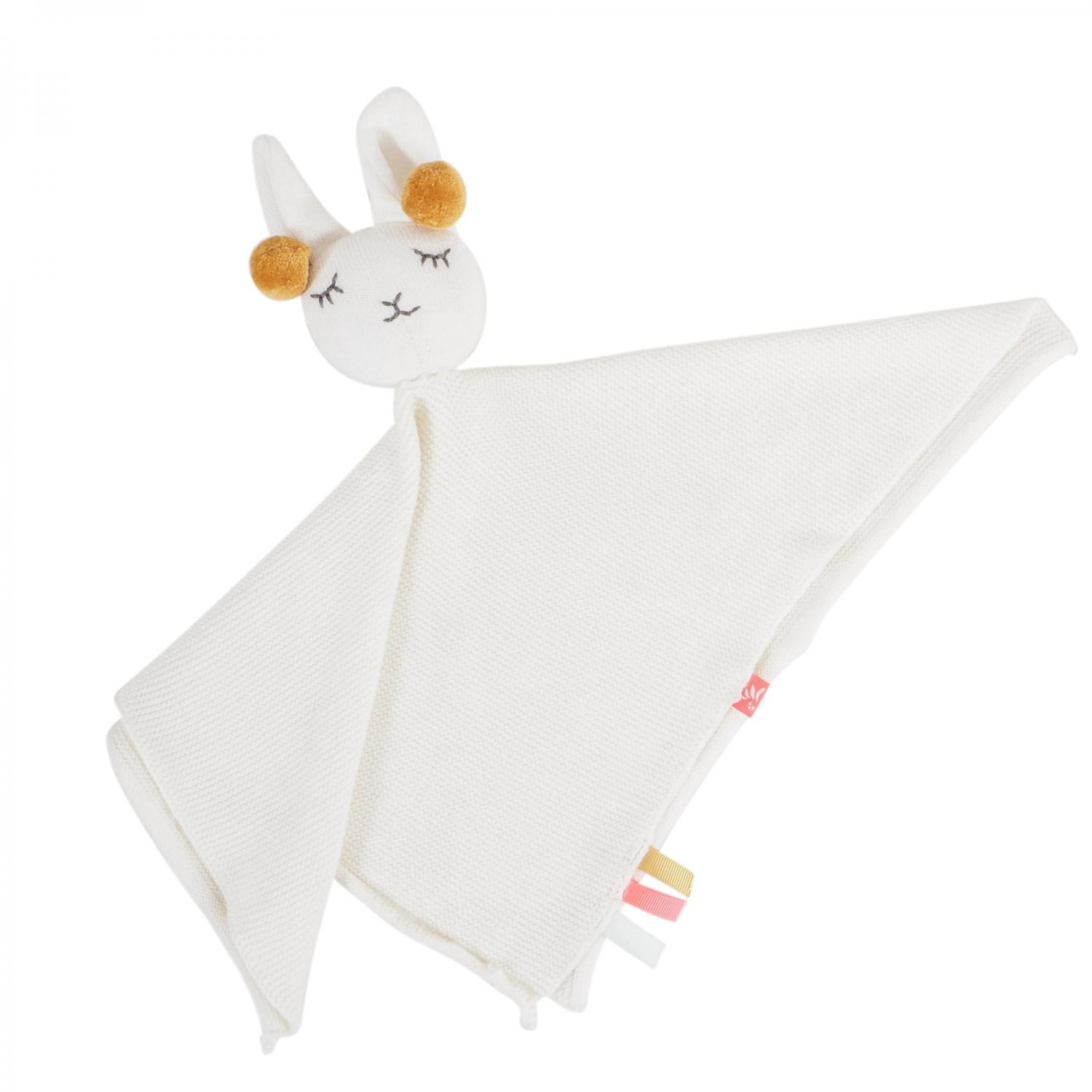 Knitted Towel Doll Lama