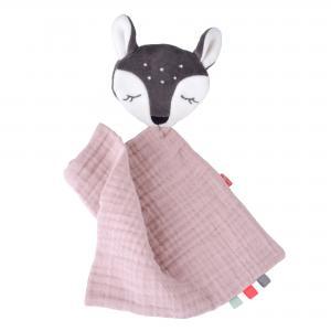 Towel Doll Fawn Girl GOTS