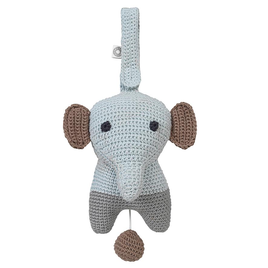 Hella grey elephant musical