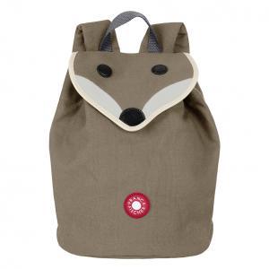 Hilda brown fox backpack