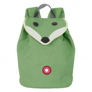 Hilda green fox backpack