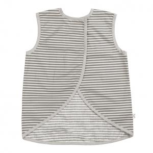 Cook grey stripe apron