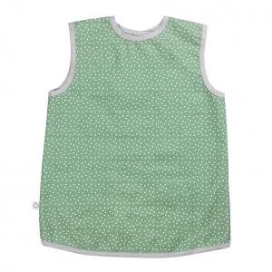 Cook green apron
