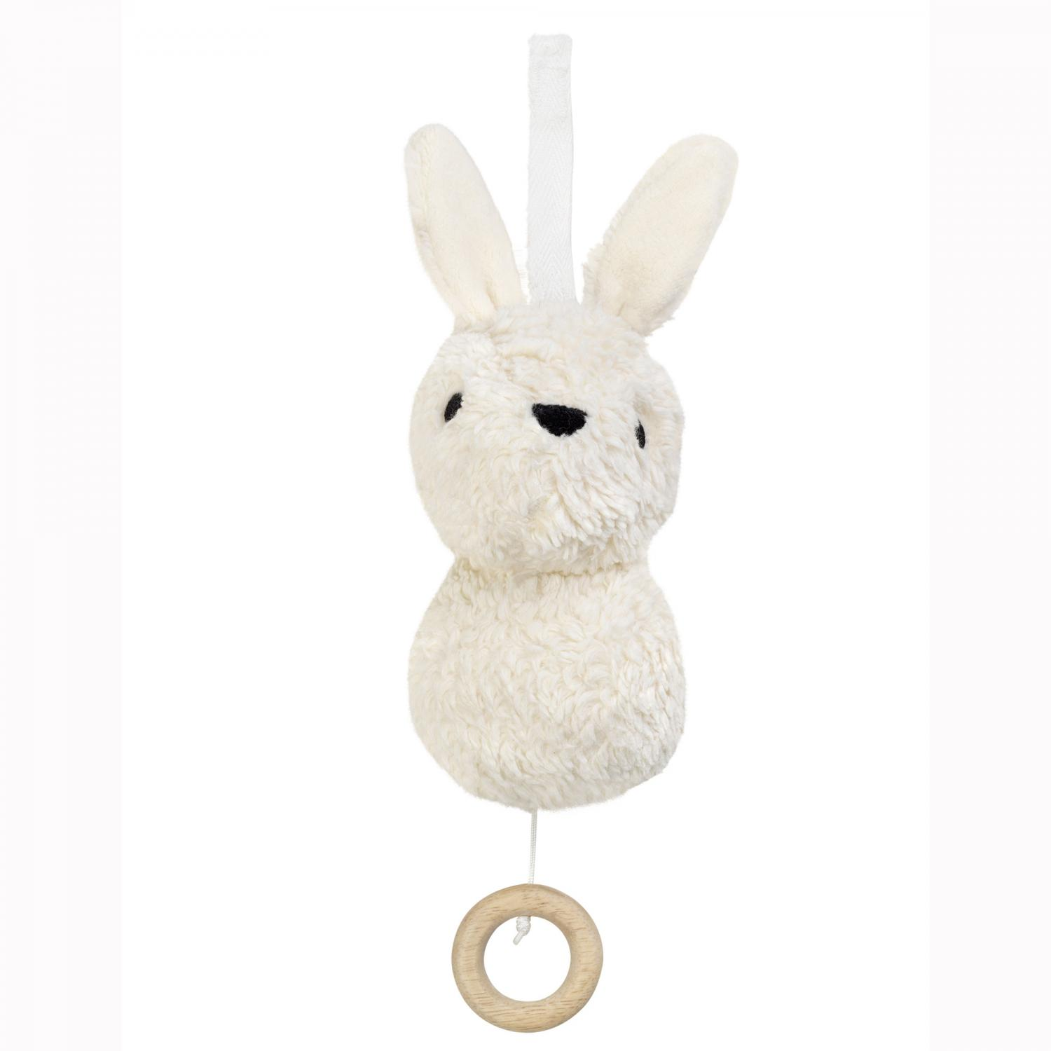 Aura rabbit musical toy