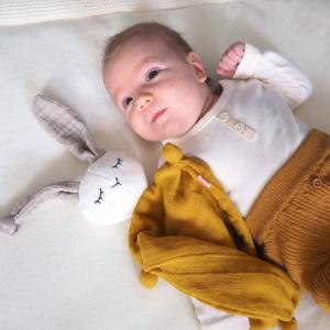 Simple Towel Doll Rabbit