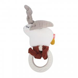 Teether Rattle Rabbit