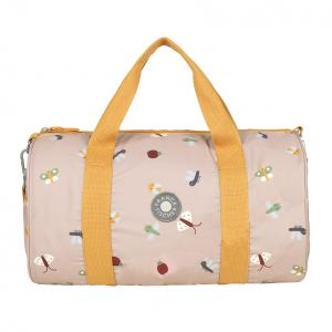 Storm rose duffle bag