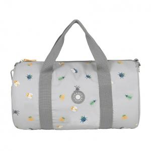 Storm grey duffle bag