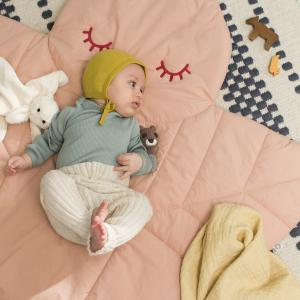 Alma rose play mat