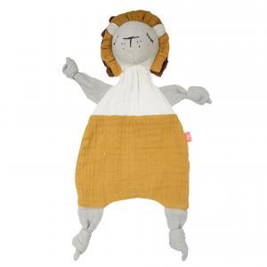 Towel Doll Lion Boy GOTS