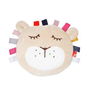 Grabbing Squeaker Lion GOTS