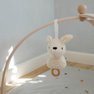 Aura rabbit musical toy