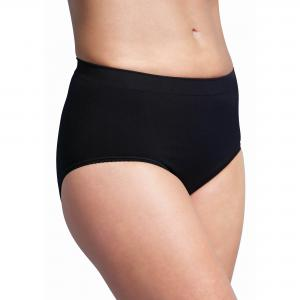 Post birth shape wear panty black XL
