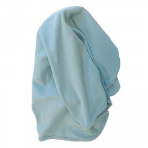 Baby blanket sapphire GOTS
