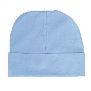 Hat blue 3-6 months