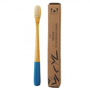 Kids toothbrush blue