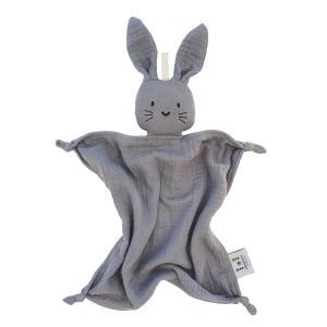 Cuddly rabbit grey