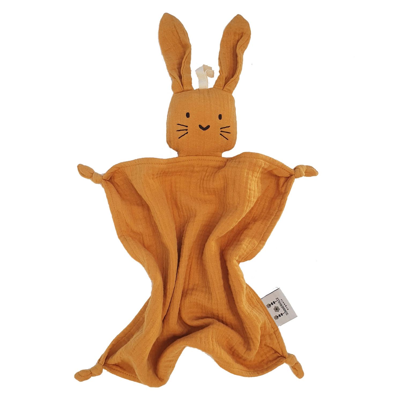 Cuddly rabbit orange
