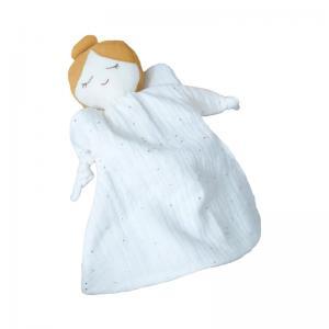 Towel Doll Angel GOTS