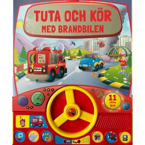 Tuta och kör med brandbilen