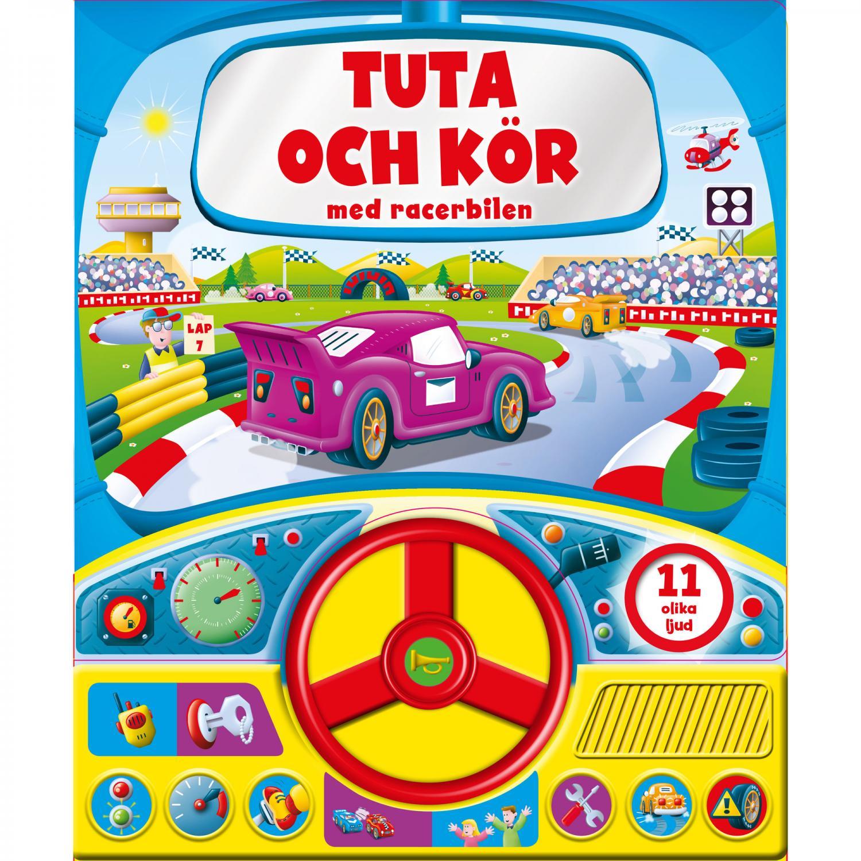 Tuta och kör med racebilen