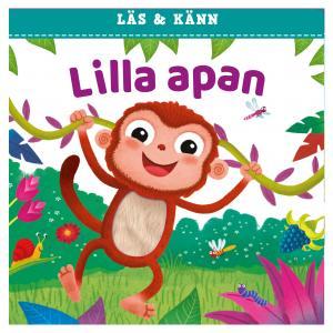 Läs och känn - Lilla apan