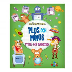 Hjärngodis - Plus och minus
