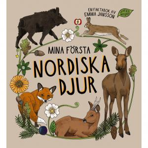 Mina första nordiska djur