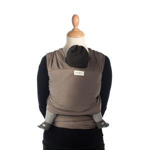 Tricot-slen organic taupe