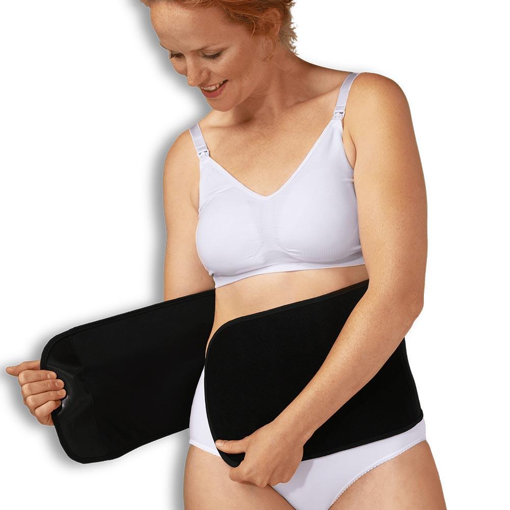 Belly Binder eco black L/XL