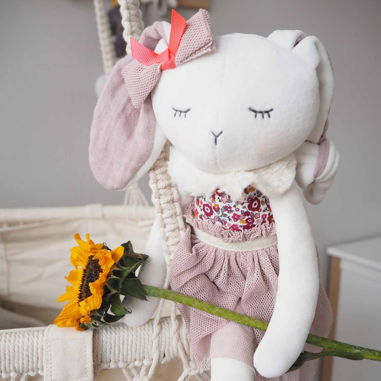 Big Doll Rabbit Girl