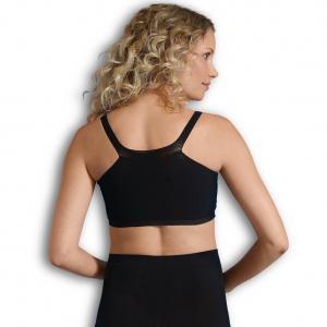 Comfort bra black S